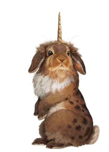 Almiraj dungeons and dragons bunny unicon