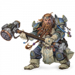 dungeons and dragons dwarf cleric