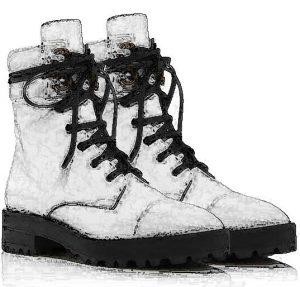 D&D Homebrew Items: Everclean Boots. DMingDad family-friendly Dungeons & Dragons magic items.