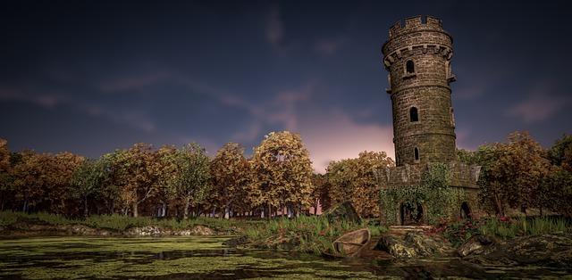 medieval-fantasy-tower